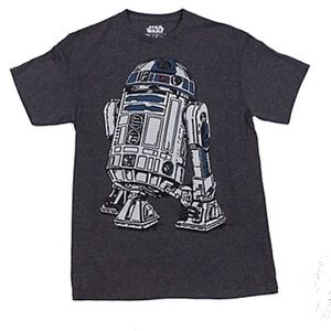 Other - Men's Star Wars R2D2 graphic Tee - size M